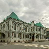 Здание местной патриархии
