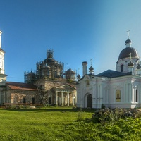 Николо-Теребенский женский монастырь