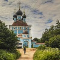 Церковь Введения Пресвятой Богородицы