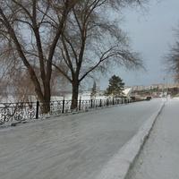 Конькобежная дорожка