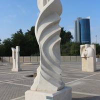 Манама. Парк современной скульптуры.