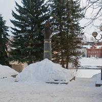 Памятник архитектору Н.А. Львову