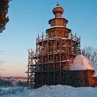 Старая Вознесенская церковь