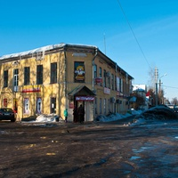 Бывшая гостиница купца Климушина