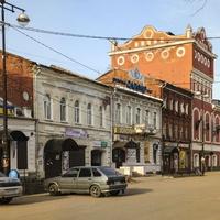 Вид на улицу Ванчакова