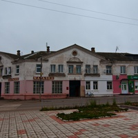 Центральная площадь Кувшинова