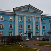 Здание дирекции Каменской бумажно-картонной фабрики