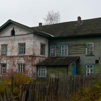 Дом в котором жил Горький