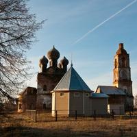 Церковь Богоявленская в Семендяево
