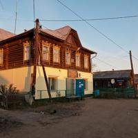 Дом конторы совхоза
