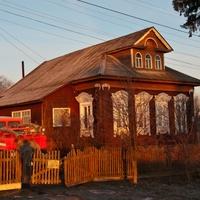 Дом пожарного