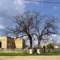 Восстановление церкви.