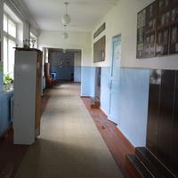 Коридор в Вихляевской школе