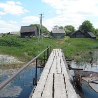 мост в дер. Гоголево