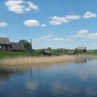Озеро Кафтинское, дер. Гоголево