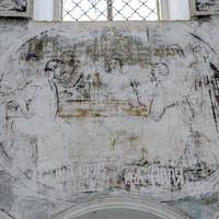 Троицкая церковь в с. Раменье Куменского района Кировской области. Росписи