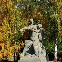 Мамаев Курган. Площадь Героев