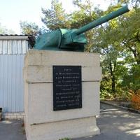 Мамаев Курган. Башня танка Т-34