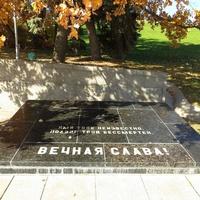 Мамаев Курган. Памятник Неизвестному солдату