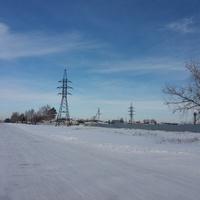 Дорога к Новочерноярке