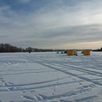 Рыбаки на Иртыше