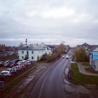 Улица в Котласе