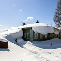 Дом в с. Волково Слободского района Кировской области