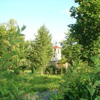 Преображенский храм посёлка Фосфоритный.