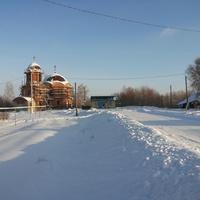 Дегилевка, ул. Советская, Храм Александра Невского