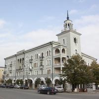 Старое городское здание