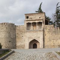 Крепость Батонисцихе