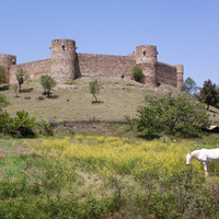 Крепость Чаилури