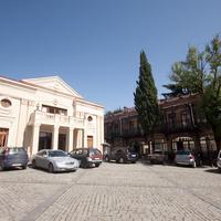 Театр на площади Давида Строителя