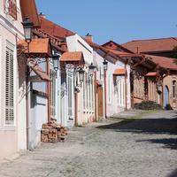Дома на улице Костава