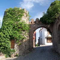 Крепость на улице Горгасали