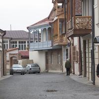 Улица города Телави