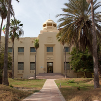 Музей африканского искусства имени Теодора Моно