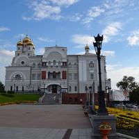 Екатеринбург.Музей царской семьи.
