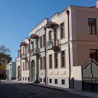 Улица  в Гори