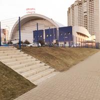 Н.город, у ледового Дворца спорта