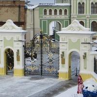 Казанский кремль. Ворота к Президентскому дворцу