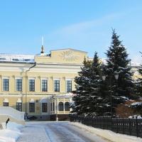 Казанский кремль. Архиерейский дом