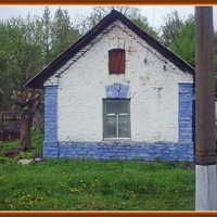 дом обходчика у Штеровки