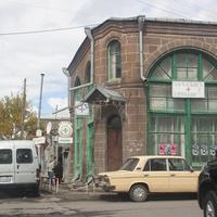 Улица в горожде Ахалкалаки