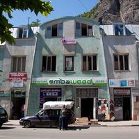 Здание магазинов