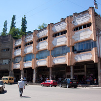 Здание рынка