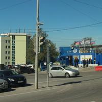 Новороссийск. Сухумское шоссе.