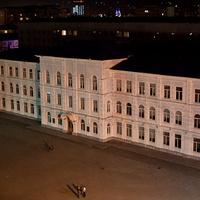 Вид на Батумский государственный университет им. Шота Руставели