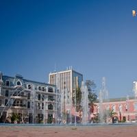 Центр Батуми – площадь Эра (или Аргонавтов)