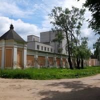 Остатки Благовещенского монастыря